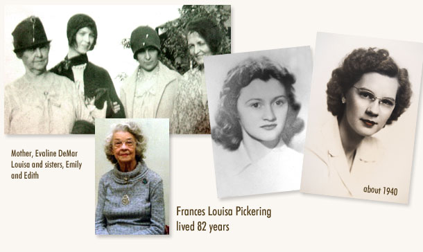 Frances Louisa Pickering