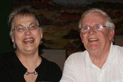 Bob and Connie Stover