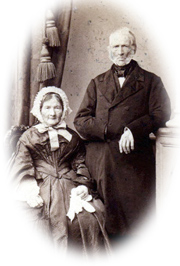 Peter and Emilie Pickering
